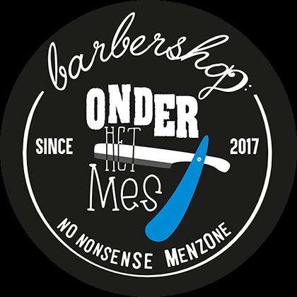Barbershop onder het mes